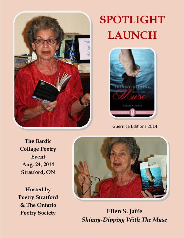 Ellen  S Jaffe in Stratford Aug 24, 2014