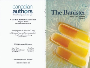 An annual contest anthology compiled and produced by the Niagara Branch of the Canadian Authors Association.