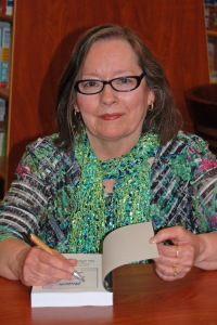 Gloria Pearson-Vasey has published 9 books including Black Spring Abbey/ Early Days of Oil Springs, the double-book recently released with historical fiction writer Bob McCarthy.