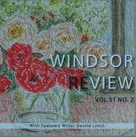 The Windsor Review Vol. 51 No. 2 Fall 2018