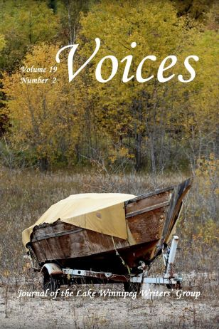 Voices 19.2 - published by the Lake Winnipeg Writers Assocation 2019